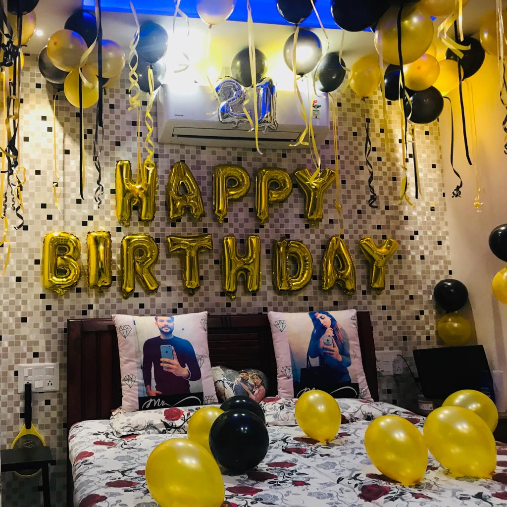 Best Balloon Decoration In Chandigarh Birthday Planners In Chandigarh